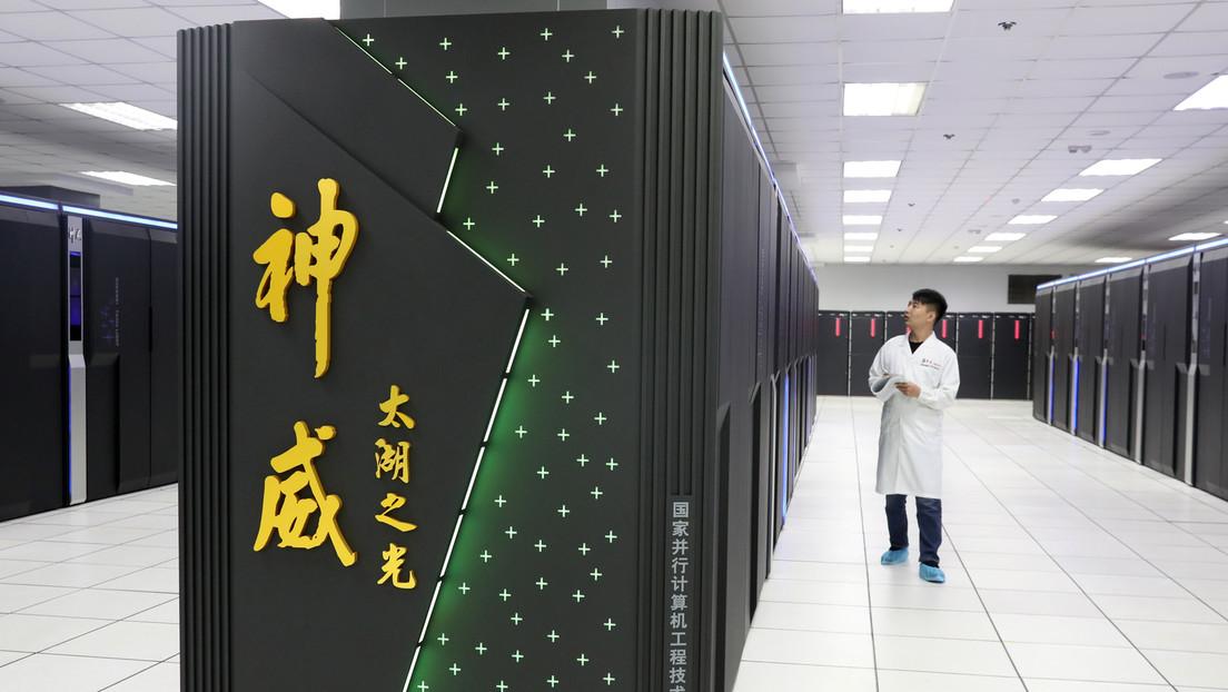 Sanktionsspirale: China bereitet Gegenreaktion auf US-Sanktionen gegen Computerhersteller vor