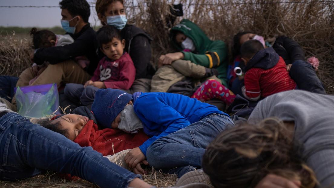 Allein im März kamen fast 19.000 unbegleitete Minderjährige über die mexikanische Grenze in die USA