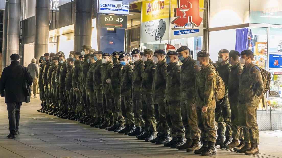 Bundeswehr seit einem Jahr in Amtshilfe – Städte- und Gemeindebund fordert dauerhaften Einsatz