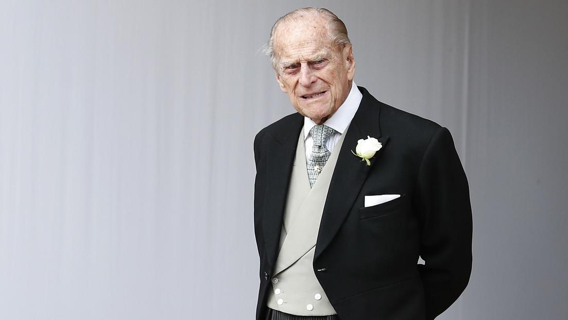 Prinz Philip – Gatte von Königin Elisabeth II. – auf Schloss Windsor gestorben