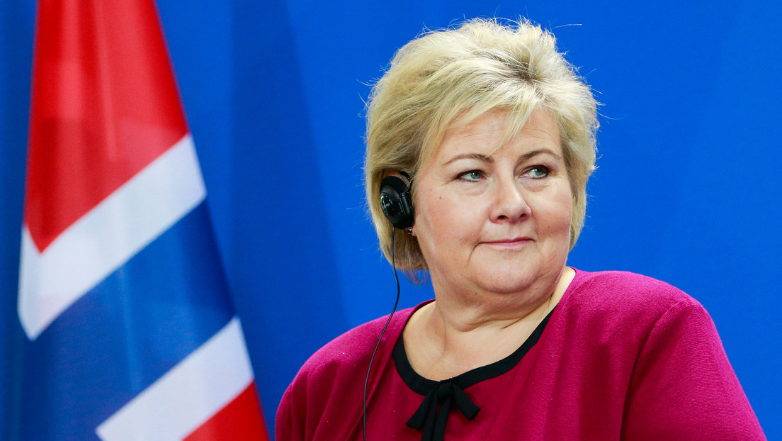 Verstoß gegen eigene Corona-Regeln: Geldstrafe für norwegische Regierungschefin