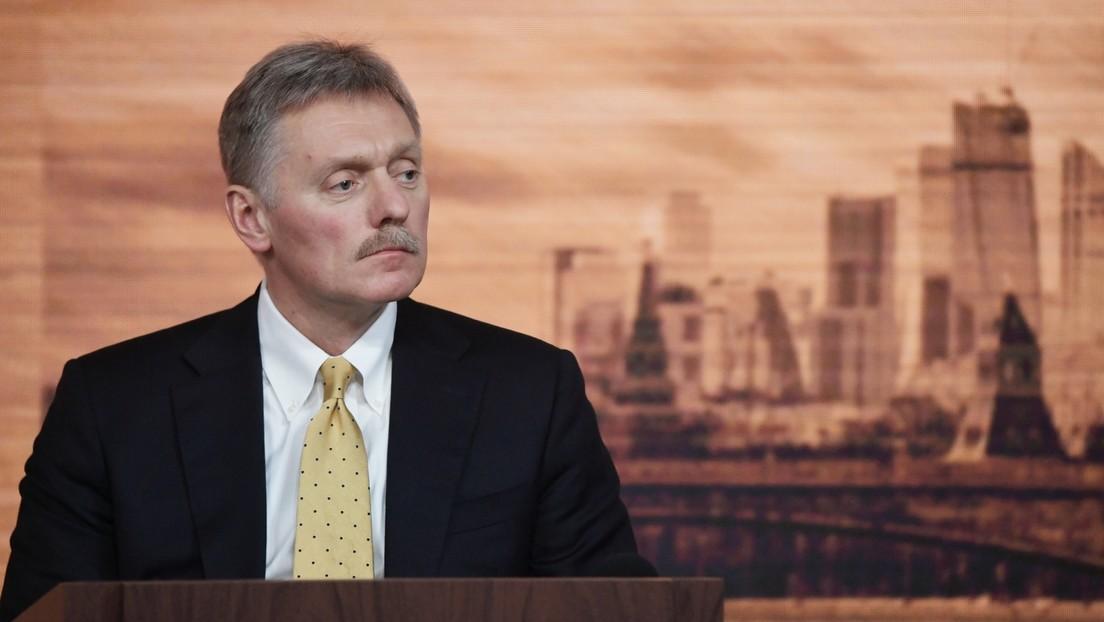 Kremlsprecher: Russland hat hohe natürliche Immunisierung gegen Coronavirus