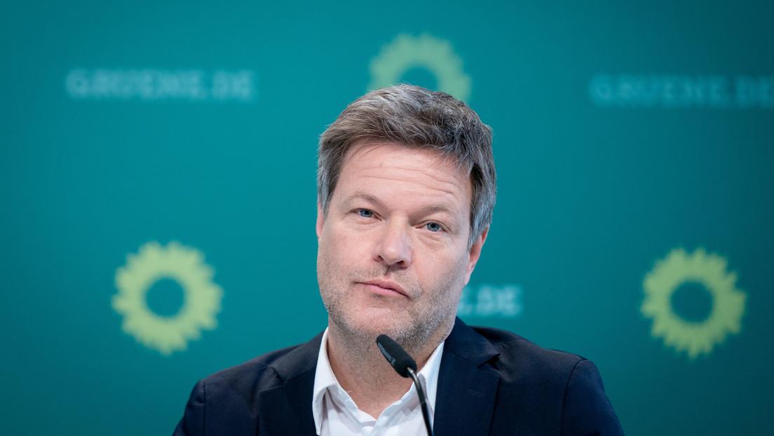 """Habeck warnt die Grünen vor """"moralischer Arroganz"""" und Rechthaberei"""