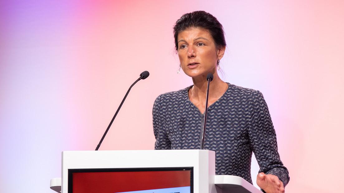 Trotz innerparteilicher Kritik: Sahra Wagenknecht wird Spitzenkandidatin der NRW-Linken
