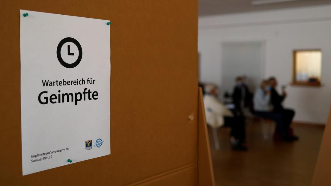 RKI: Über 15 Prozent der Deutschen haben bereits Erstimpfung erhalten