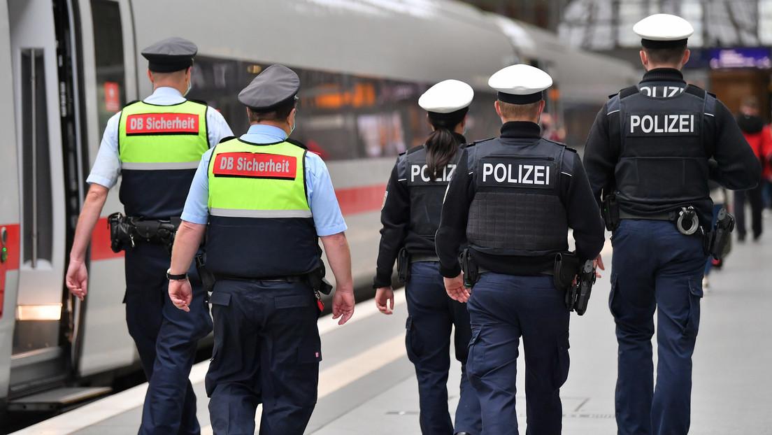 Sechs Monate Reiseverbot für Maskenverweigerer in Zügen der Deutschen Bahn