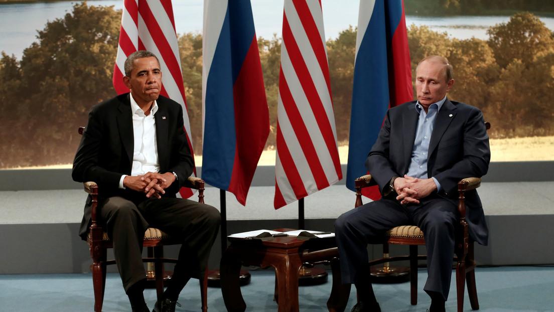 """US-Außenminister Blinken: """"Obama schreckte Russland davon ab, der Ukraine mehr anzutun"""""""