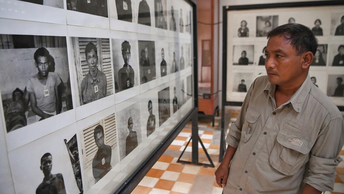 VICE veröffentlicht Fotos von Genozidopfern in Kambodscha mit Lächeln im Gesicht