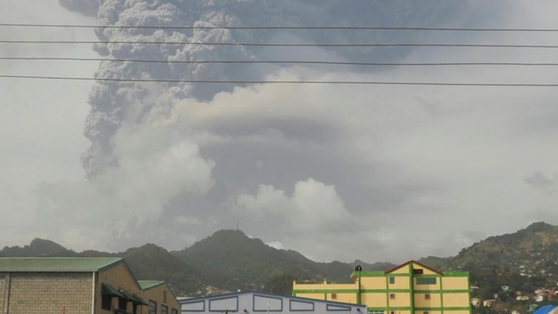 Vulkanausbruch auf St. Vincent: Experten warnen vor weiteren Eruptionen in den kommenden Tagen