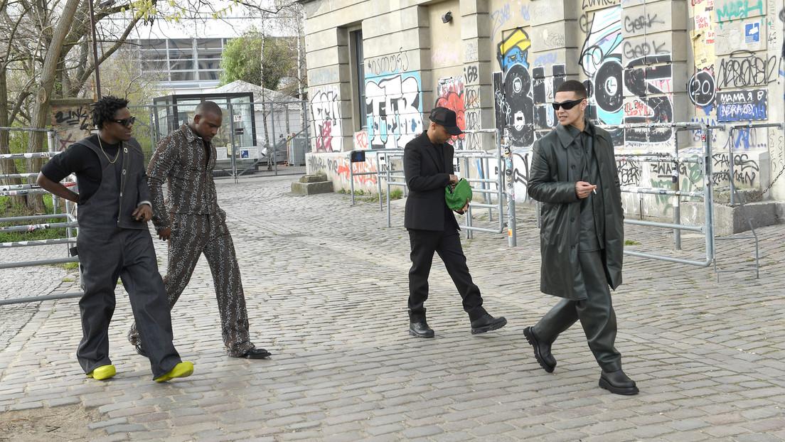 Mitten im Lockdown: Feierten internationale Stars nach Modeschau eine Party in Berlin?