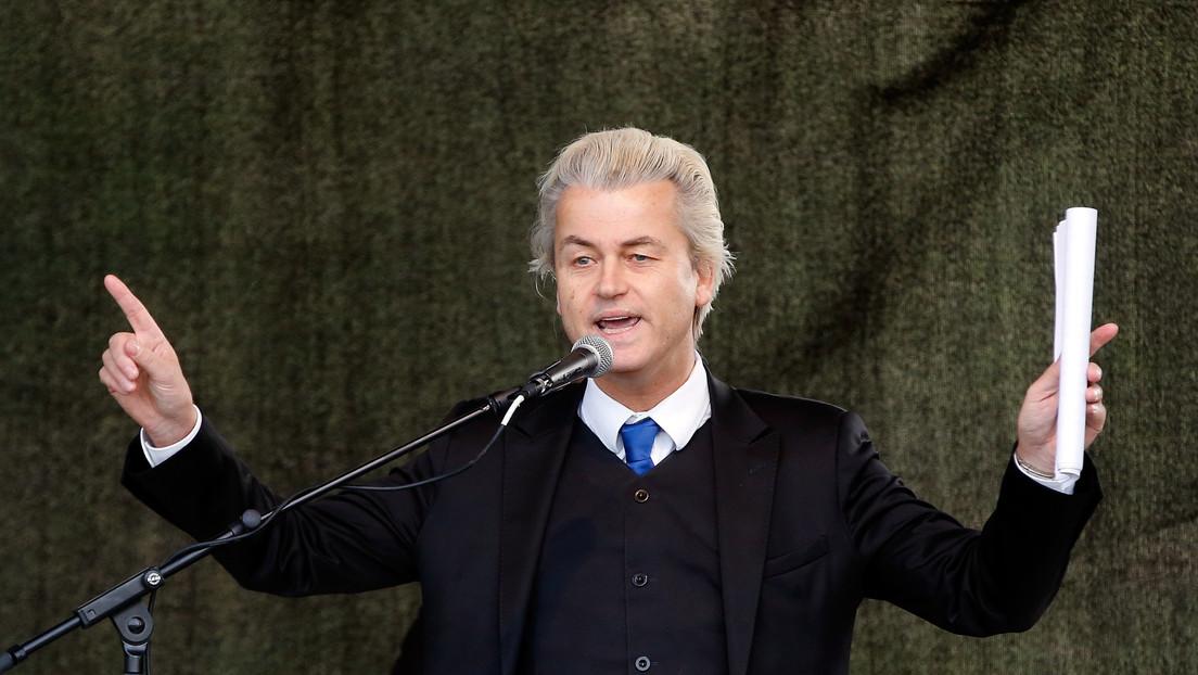 Live: 23. Pegida-Demonstration in Dresden mit Gastredner Geert Wilders