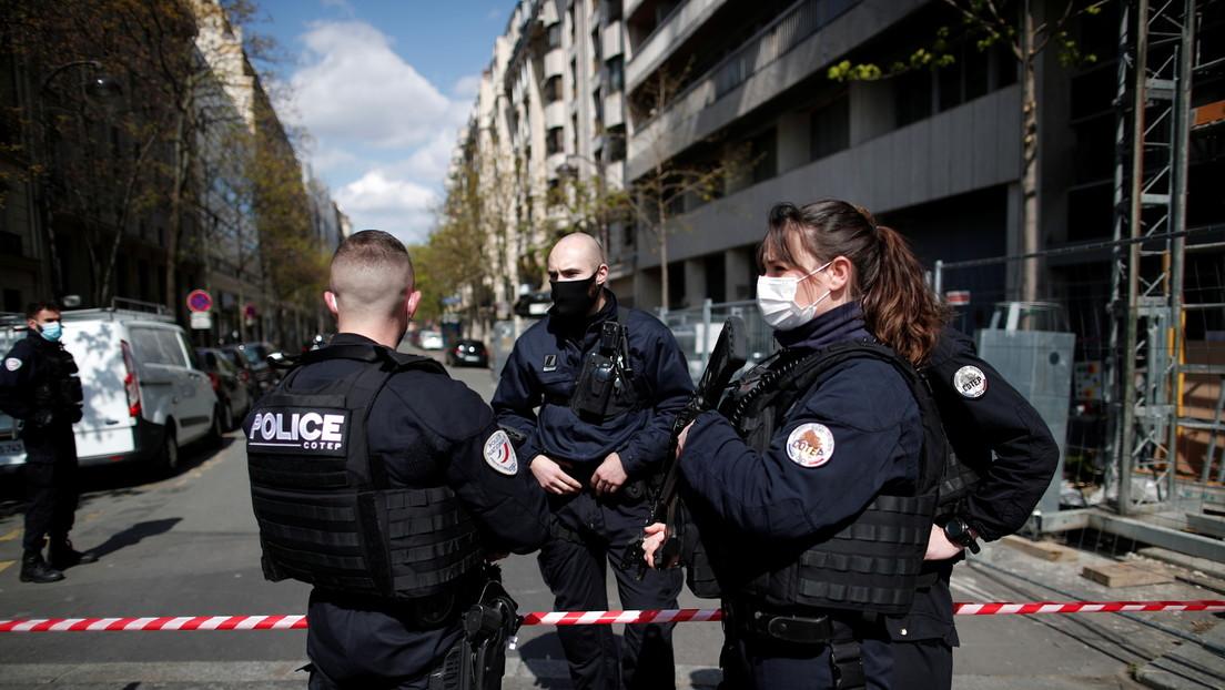 Ein Toter bei Schießerei an Pariser Krankenhaus – Schütze auf der Flucht