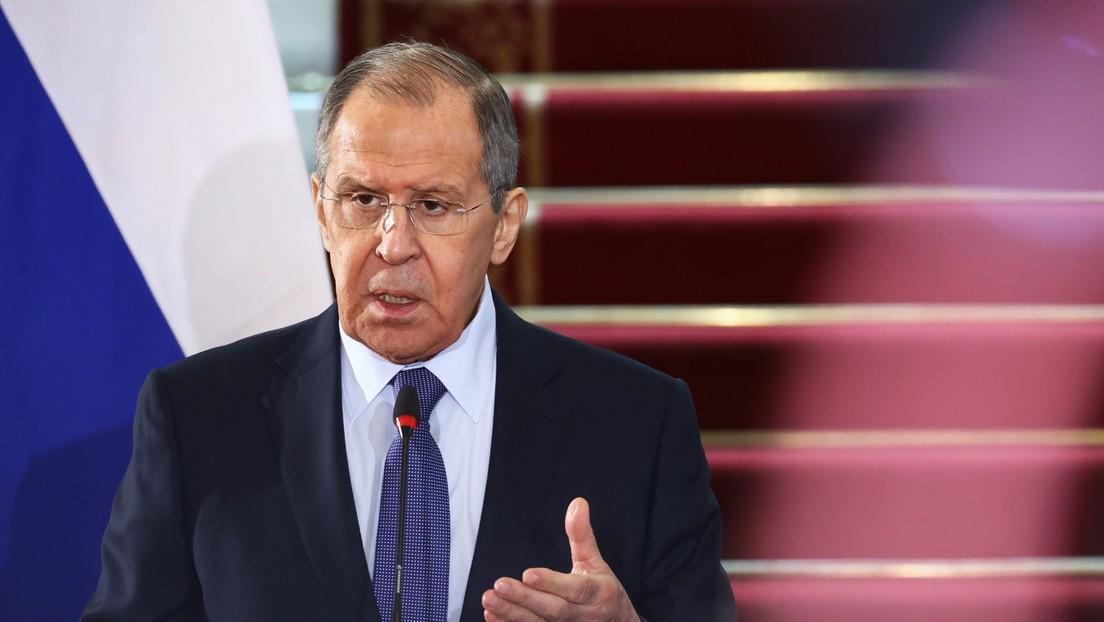"""Lawrow: Russland warnt Türkei vor Unterstützung """"kriegerischer Haltung"""" Kiews"""