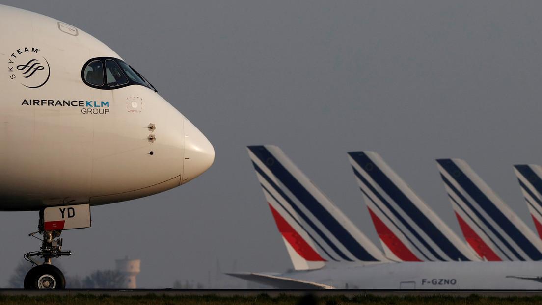 Für nahe Ziele: Französische Regierung streicht Inlandsflüge