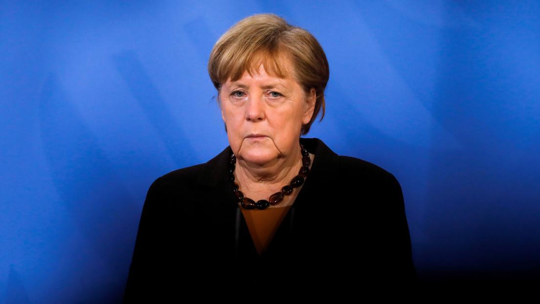 """Keine Lockerungen in Aussicht: Merkel sieht dritte Infektionswelle als """"vielleicht die härteste"""""""