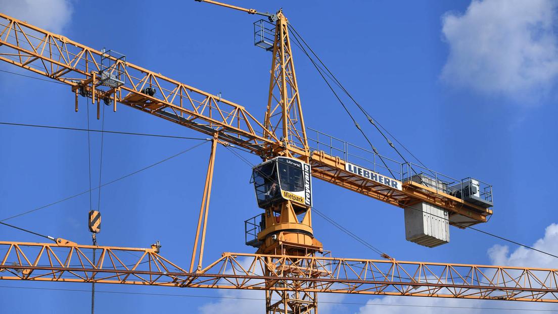 Der Corona-Nebeneffekt auf die Wirtschaft: Baupreise explodieren