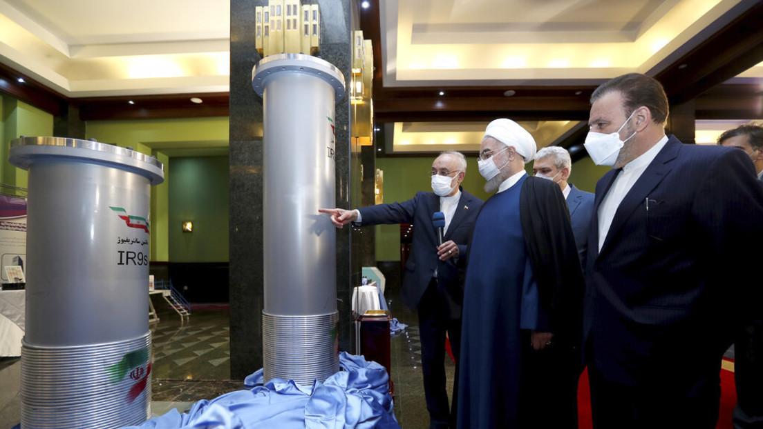 Geschmuggelter Sprengsatz soll für Explosion in iranischer Atomanlage gesorgt haben
