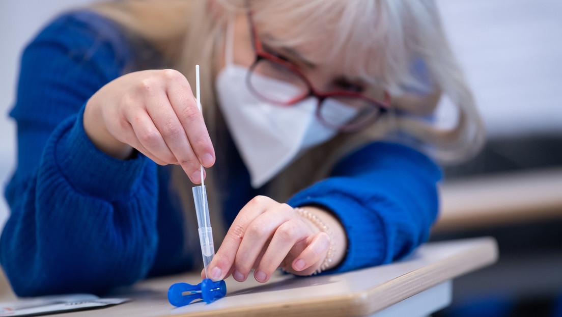 Bayern: Gericht lehnt Eilantrag gegen Corona-Testpflicht für Unterricht in der Schule ab