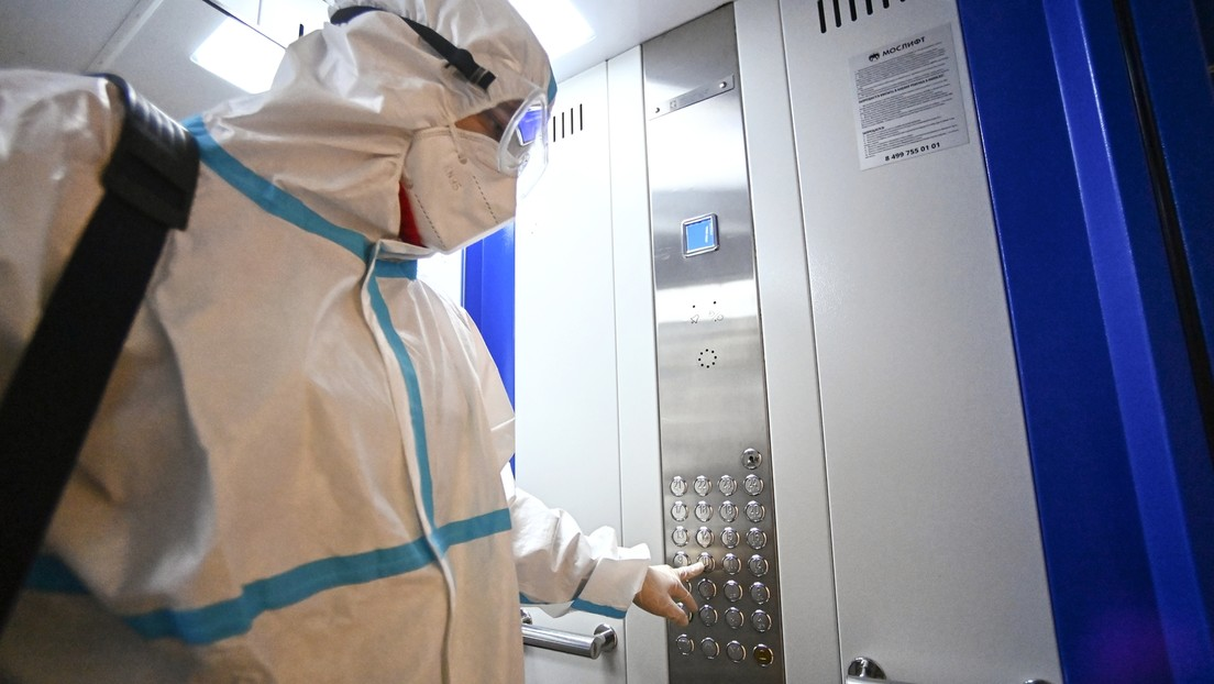 Russland: Moskau startet Hausimpfung gegen Coronavirus