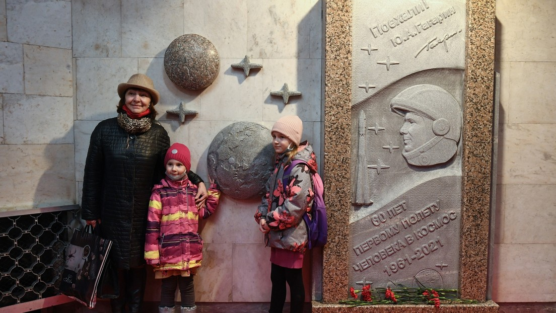Russische Botschaft wirft USA Verzerrung des Andenkens an Juri Gagarin vor