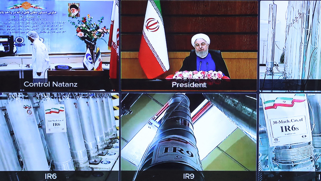 Israels Sabotageakt gegen das iranische Atomprogramm ist ein Sabotageakt gegen den Weltfrieden