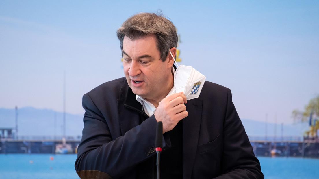 Bayerischer Alleingang: Lockdown bis 9. Mai und ab Juni impfen ohne Priorisierung