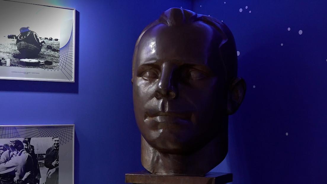 """""""Juri Gagarin – eine Weltraumlegende"""": Ausstellung im Russischen Haus in Berlin"""