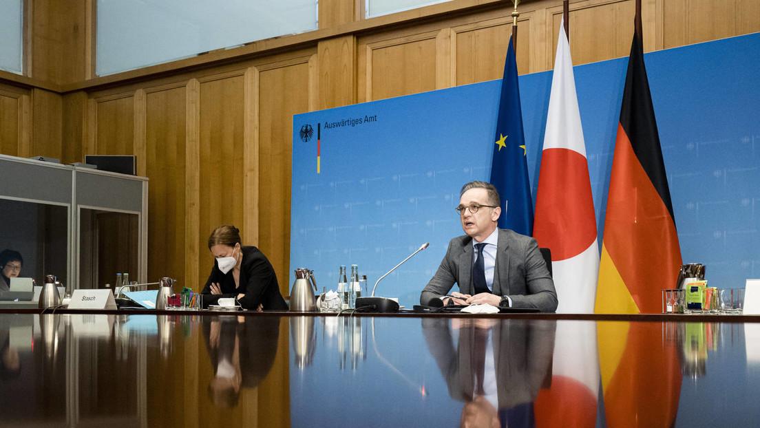 Gegen angebliche chinesische Bedrohung: Deutschland schickt Fregatte ins Südchinesische Meer