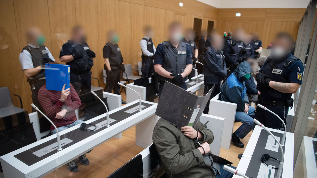 Prozessauftakt gegen mutmaßlich rechtsterroristische Vereinigung in Stuttgart