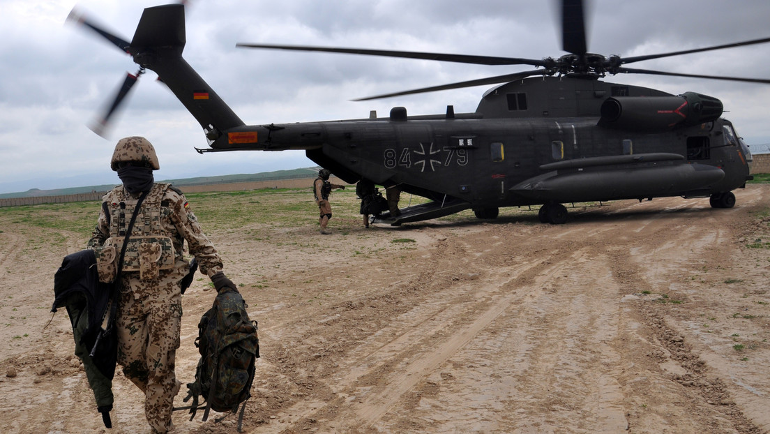 """""""Gemeinsam rein, gemeinsam raus"""": Kramp-Karrenbauer baut auf endgültigen NATO-Abzug aus Afghanistan"""