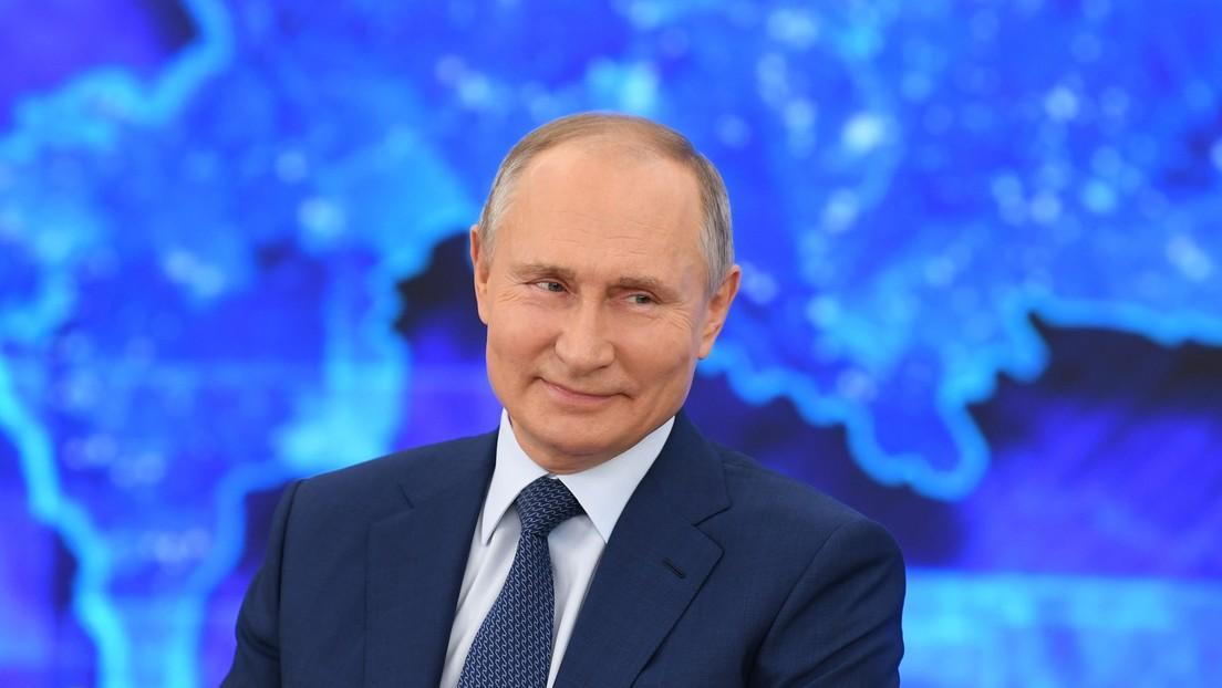 Wladimir Putin lässt sich mit zweiter Dosis gegen COVID-19 impfen –Impfraten steigen drastisch