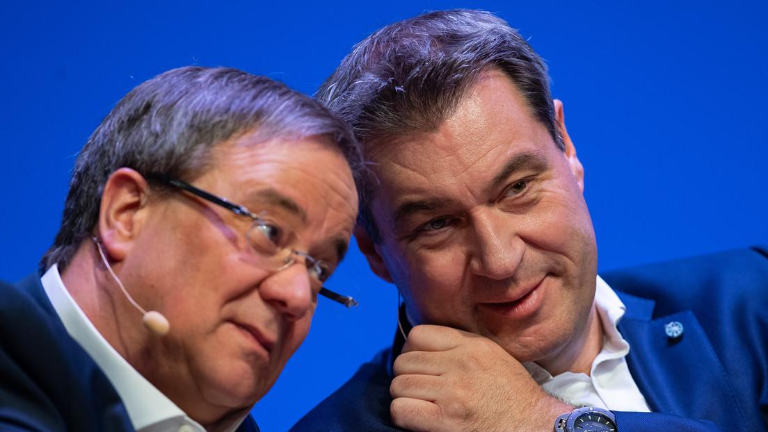 Politikwissenschaftler zur K-Frage in der Union: Söder hat mehr Führungs- und Darstellungsstärke