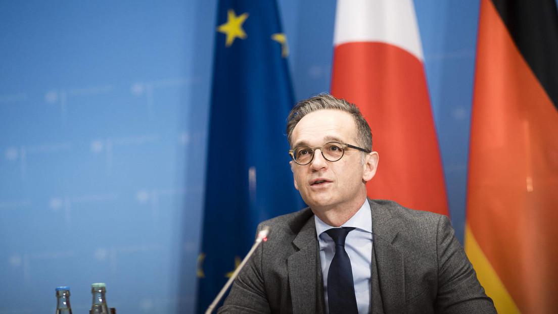Heiko Maas: Stopp von Nord Stream 2 würde Konflikt mit Russland eskalieren lassen