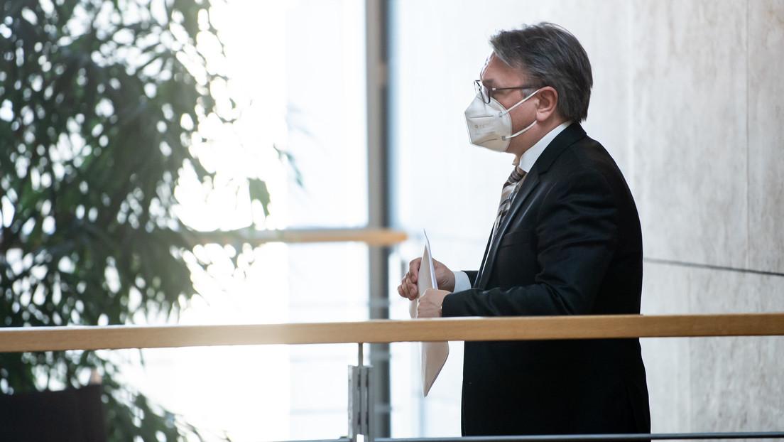 Bundestag hebt erneut Immunität des Abgeordneten Georg Nüßlein auf