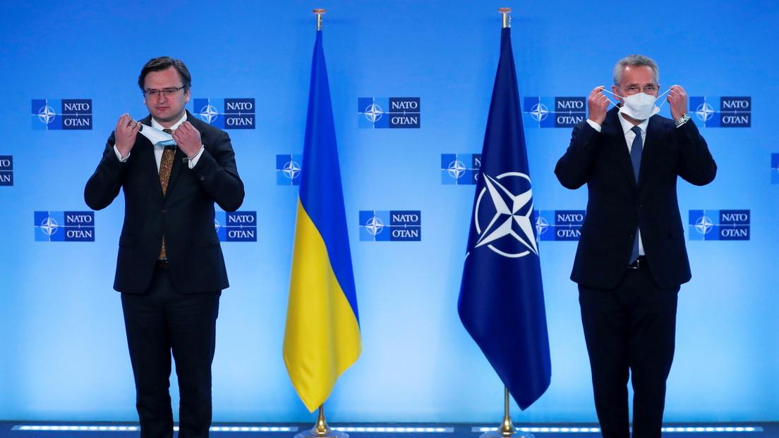 Ukrainischer Botschafter: Kiew zieht atomare Aufrüstung in Betracht