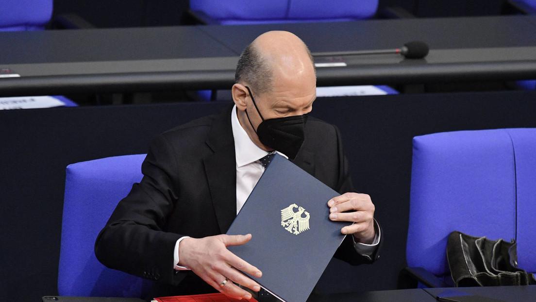 Stress für Finanzminister Olaf Scholz: Soli-Klage und Wirecard-Skandal lassen ihm keine Ruhe