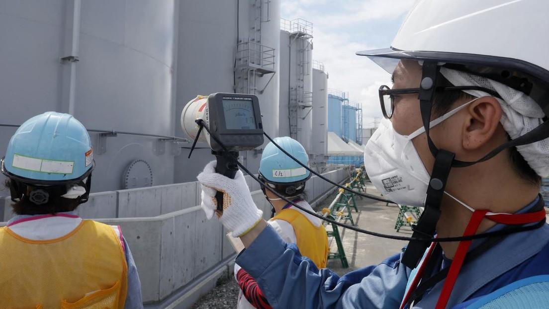 Chinas Außenamtssprecher schlägt japanischer Regierung vor, Wasser aus AKW Fukushima zu trinken
