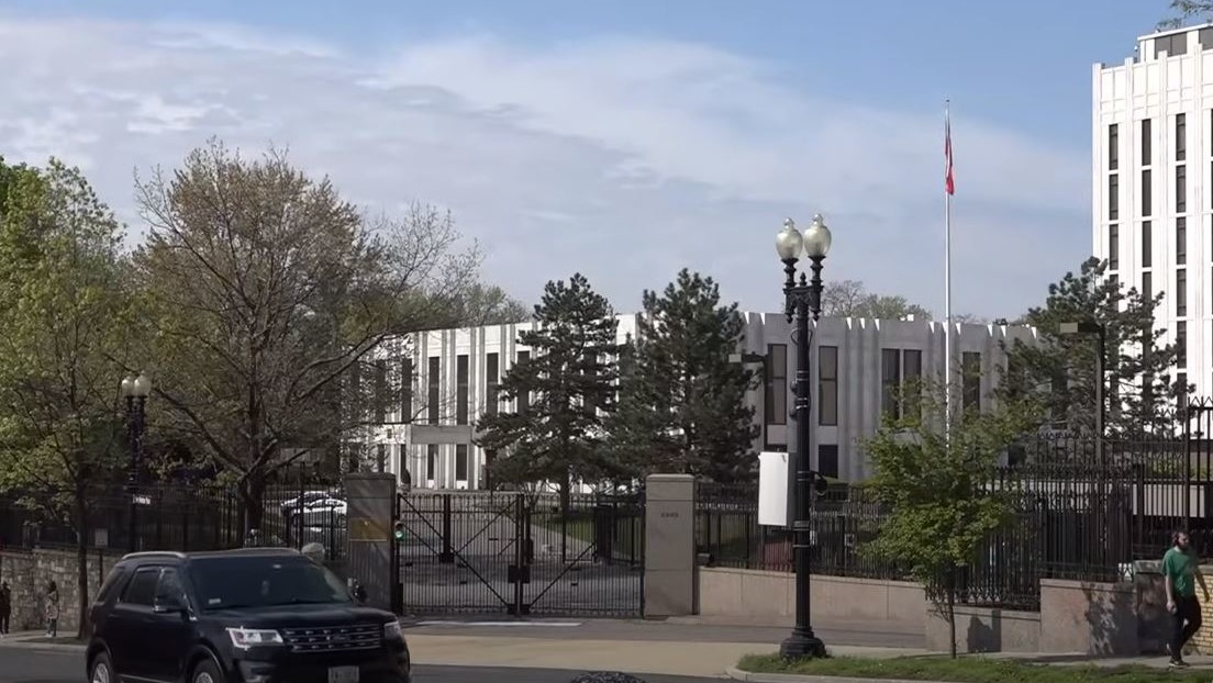 LIVE: USA verhängen weitreichende Sanktionen gegen Russland – 10 Diplomaten ausgewiesen