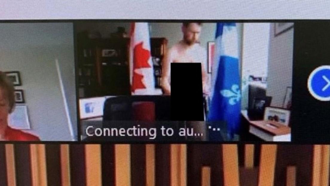 """""""In guter Form, aber unangemessen"""": Kanadischer Abgeordneter nackt bei Video-Sitzung"""