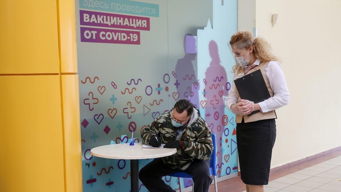Kremlsprecher Peskow wünscht sich mehr Nachfrage nach Impfungen in Russland