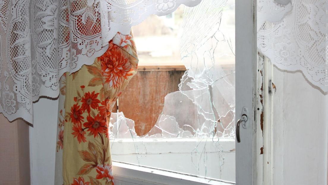 Volksrepublik Donezk beschuldigt Ukraine, Wohngebiet beschossen und Zivilisten getötet zu haben