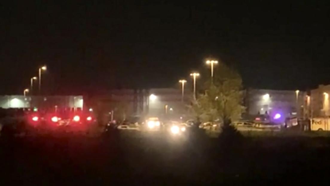 Aktualisiert: Acht Tote, viele Verwundete bei Schießerei in FedEx-Anlage in Indianapolis