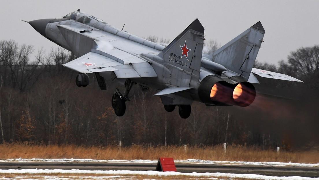 Russischer Kampfjet fängt US-Aufklärer über dem Pazifik ab