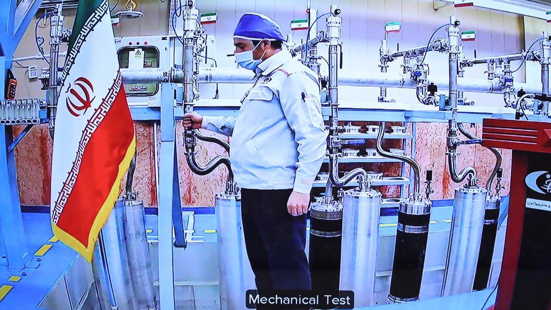 Iran meldet: Urananreicherung auf 60 Prozent erfolgreich gestartet