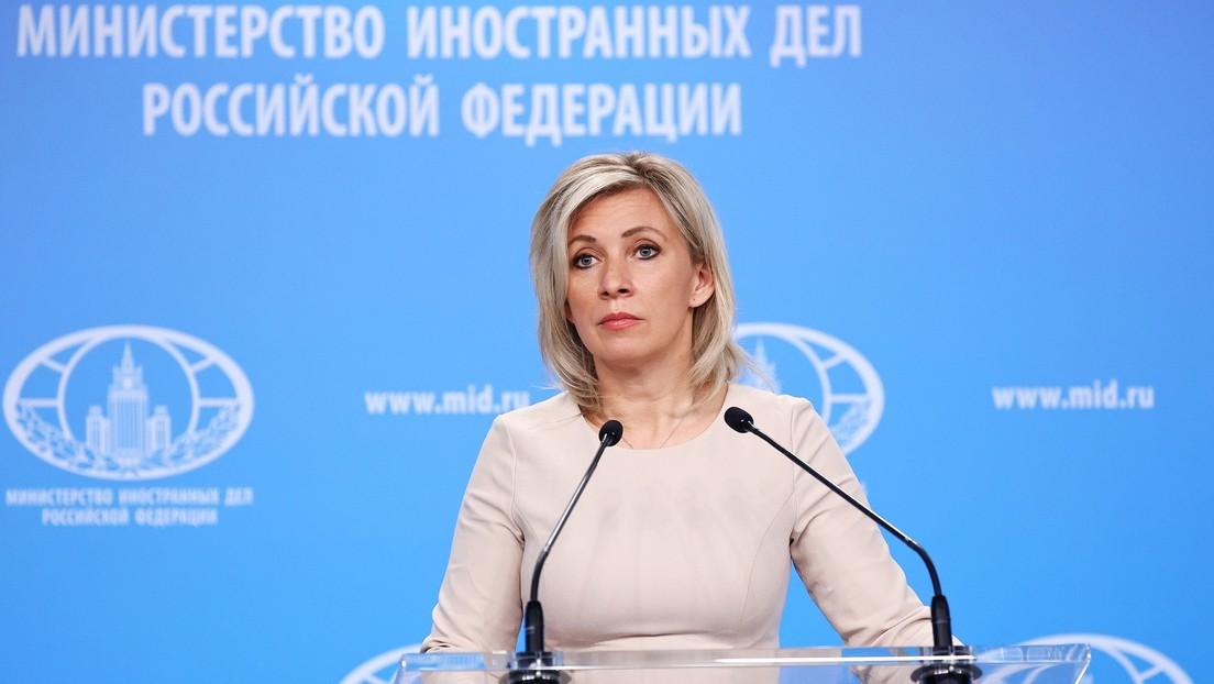 Russisches Außenministerium: USA starten massive Desinformationskampagne gegen Russland