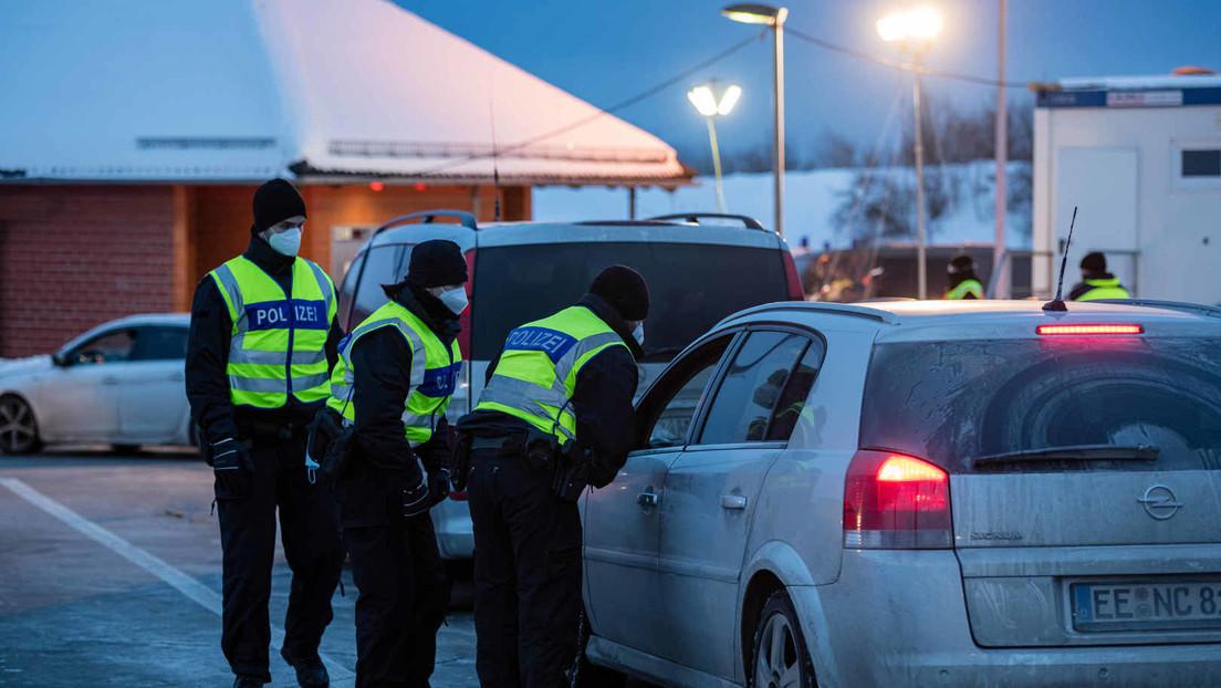Corona-Sonderrechte für Beamte? Bundespolizei in Sachsen muss jetzt wieder solo speisen