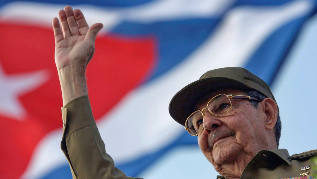 Raúl Castro kündigt seinen Rücktritt als Chef der Kommunistischen Partei Kubas an