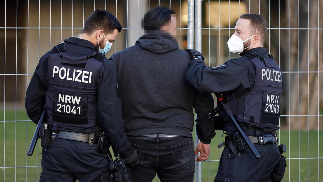 Köln verhängt die erste Ausgangssperre seit dem Zweiten Weltkrieg