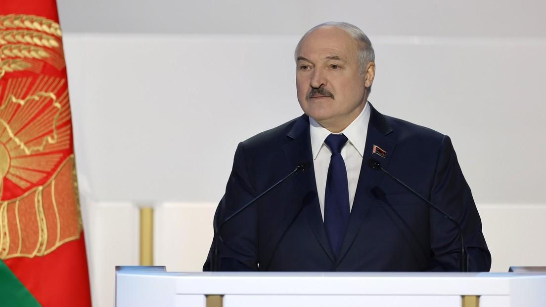 Geheimdienste verhindern angeblich Anschlag auf Lukaschenko