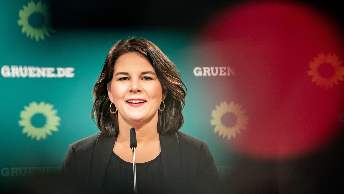 Annalena Baerbock als Kandidatin der Grünen fürs Kanzleramt gekürt